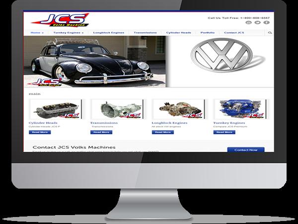 JCS Voks Machine by DDavisDesign Internet Marketing Tech Support