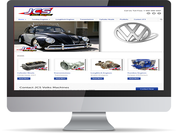 JCS Voks Machine by DDavisDesign Internet Marketing Tech Support