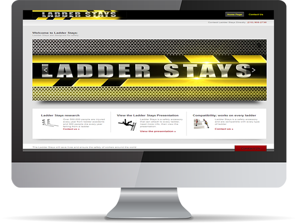Ladder Stays by DDavisDesign Internet Marketing Tech Support