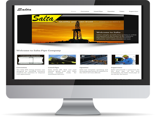 Salta Pipe by DDavisDesign Internet Marketing Tech Support