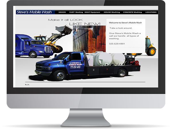 Steve's Mobile Wash by DDavisDesign Internet Marketing Tech Support