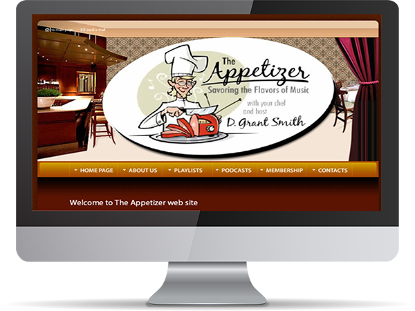 The Appetizer Radio Show by DDavisDesign Internet Marketing Tech Support