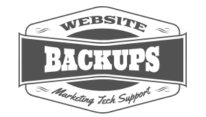 Website Backups by DDavisDesign Internet Marketing Tech Support