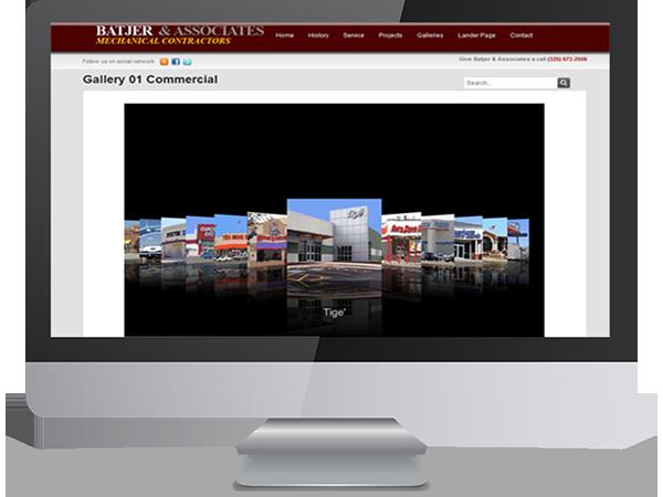 Batjer & Associates Act Marketing by DDavisDesign Internet Marketing Tech Support