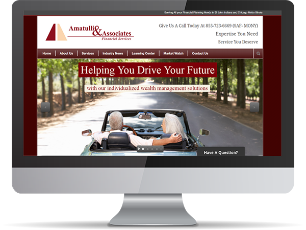 Amatullie & Associates Financial Services Vision Fillers by DDavisDesign Internet Marketing Tech Support
