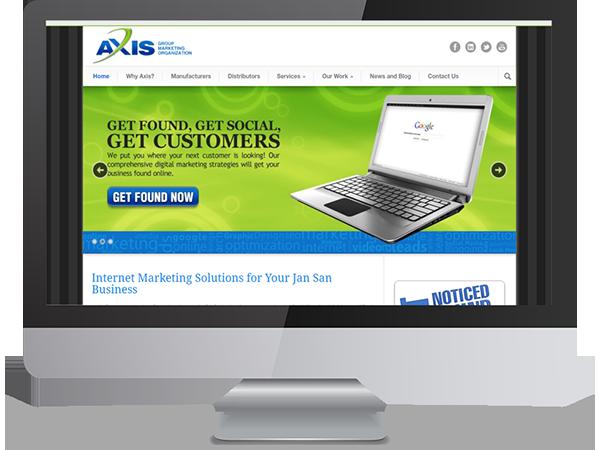 Axis Group Marketing Organization Vision Fillers by DDavisDesign Internet Marketing Tech Support