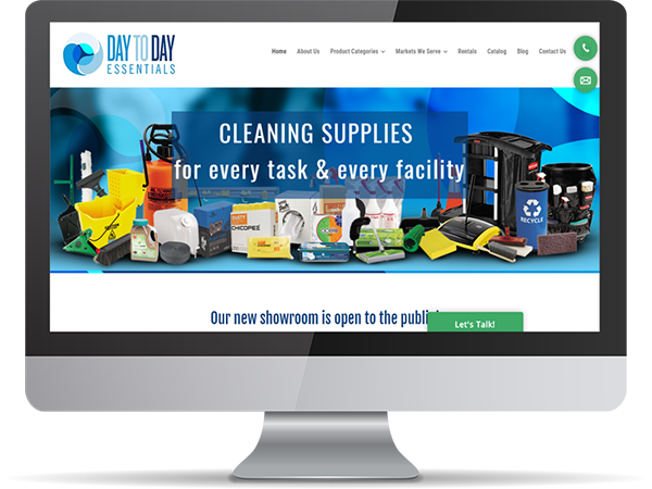 Day To Day Essentials Vision Fillers by DDavisDesign Internet Marketing Tech Support
