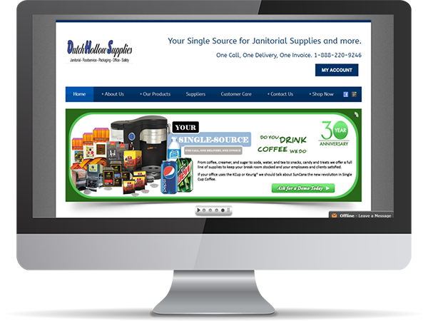 Dutch Hollow Supplies Vision Fillers by DDavisDesign Internet Marketing Tech Support