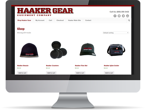 Haaker Gear Vision Fillers DDavisDesign Internet Marketing Tech Support